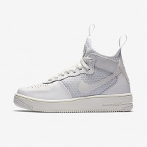 Nike air force 1 ultraforce mid para mujer blanco cumbre/platino puro/blanco cumbre_299