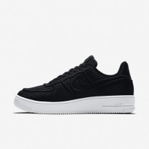 Nike air force 1 ultraforce lv8 para hombre negro/blanco/negro_222