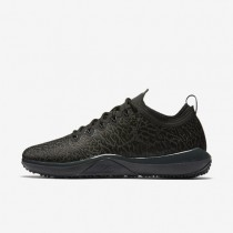 Nike air jordan trainer 1 low para hombre negro/antracita/negro_408