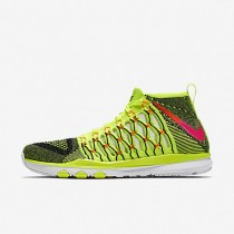 Nike train ultrafast flyknit para hombre voltio/multicolor/multicolor_800