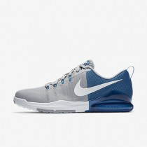 Nike zoom train action para hombre azul industrial/azul costero/gris lobo/blanco_804