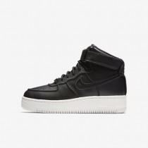 Nike air force 1 upstep high si para mujer negro/marfil/negro_326