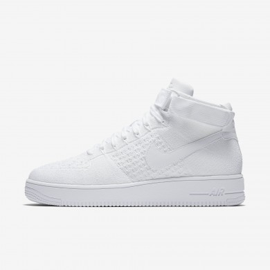 Nike air force 1 ultra flyknit para hombre blanco/blanco/blanco_177