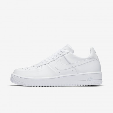 Nike air force 1 ultraforce leather para hombre blanco/blanco/blanco_205