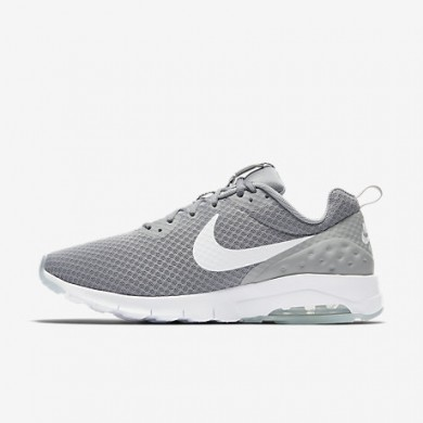 Nike air max motion low para hombre gris lobo/blanco_331