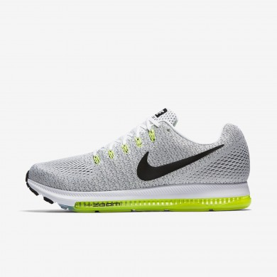 Nike zoom all out low para hombre blanco/voltio/negro_372
