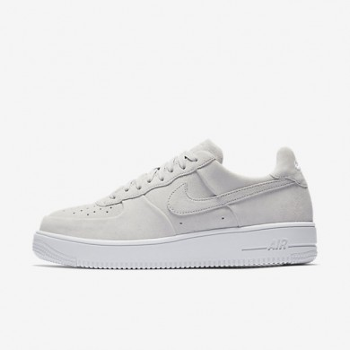 Nike air force 1 ultraforce para hombre platino puro/blanco/platino puro_634