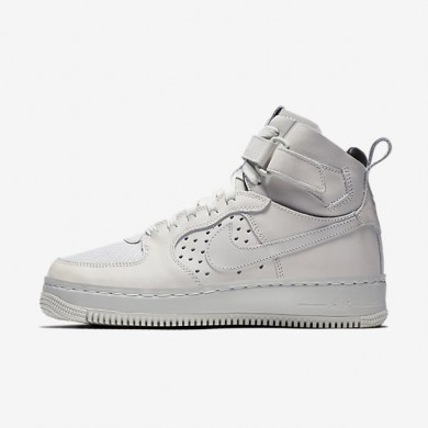 Nike lab air force 1 high cmft tc sp para mujer marfil/negro/marfil_389